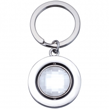 施华洛世奇官方定制系列Circle Keychain
