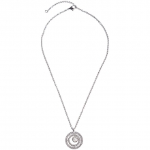 施华洛世奇官方定制系列Pavé Circle Necklace