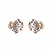 施华洛世奇官方定制系列Star Prong Pierced Earrings