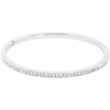 施华洛世奇官方定制系列Delicate Crystal Pavé Bangle
